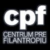 Logo Centrum pre filantropiu