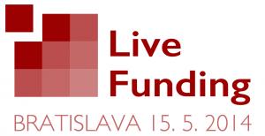 LOGO LIVE FUNDING BRATISLAVA